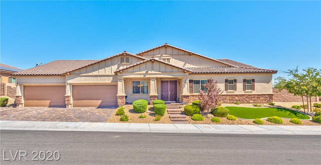 6330 Goldstrike Canyon Street Property Photo - Las Vegas, NV real estate listing