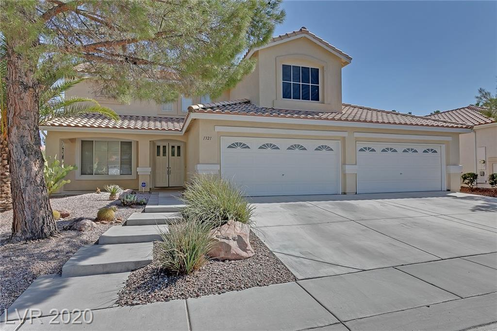 1321 Stable Glen Drive Property Photo - North Las Vegas, NV real estate listing