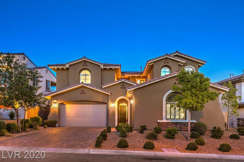 290 Calgrove Street Property Photo - Las Vegas, NV real estate listing