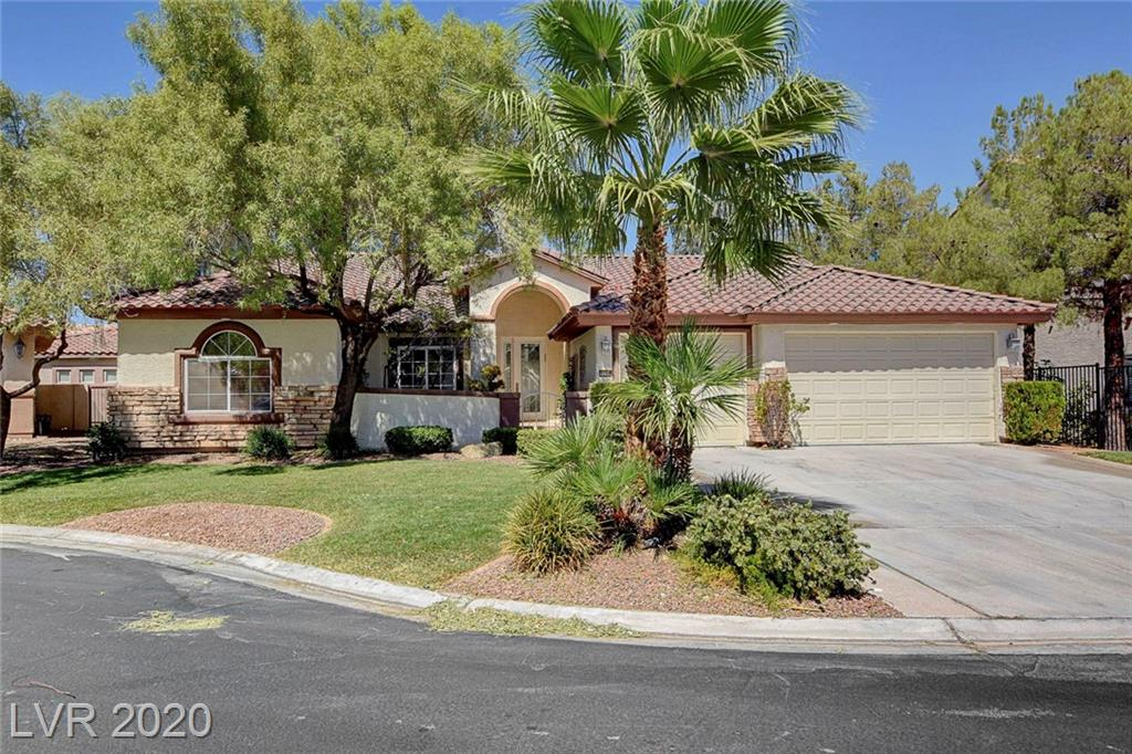 9768 Newport Coast Circle Property Photo - Las Vegas, NV real estate listing