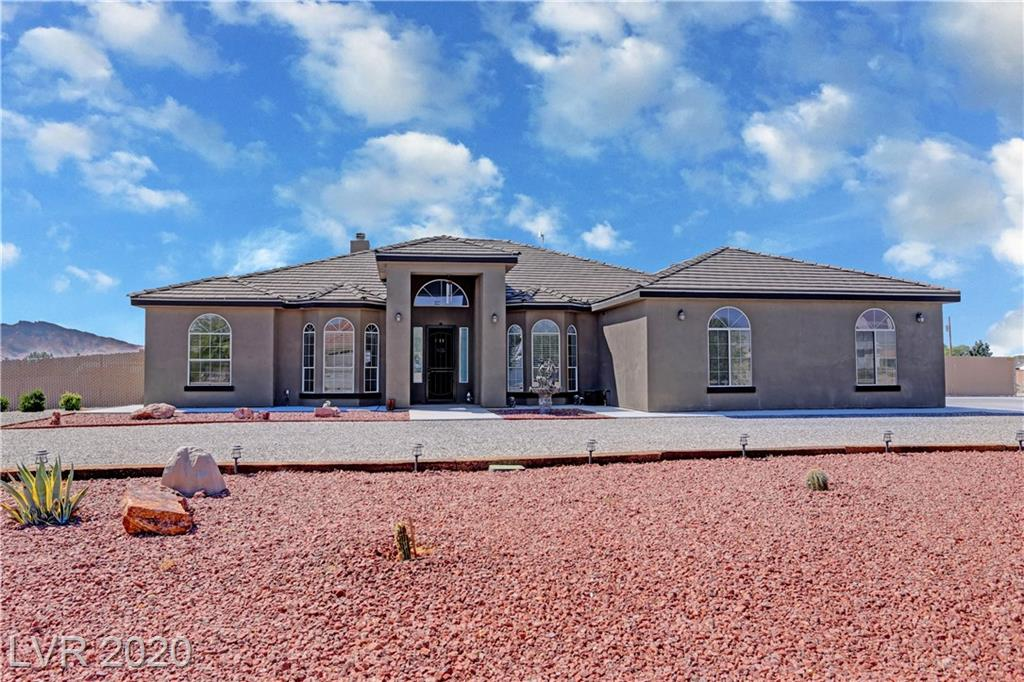 3780 Shawnee Property Photo - Pahrump, NV real estate listing