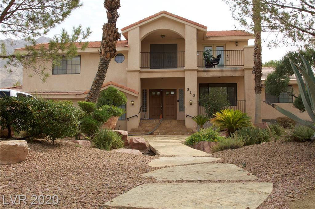 310 Vista Valley Street Property Photo - Las Vegas, NV real estate listing