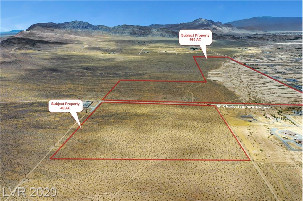 5250 Charleston Park Avenue Property Photo - Pahrump, NV real estate listing