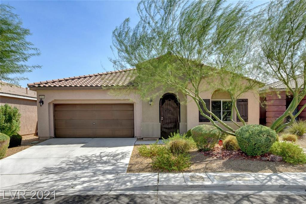 10826 Morning Frost Street Property Photo - Las Vegas, NV real estate listing