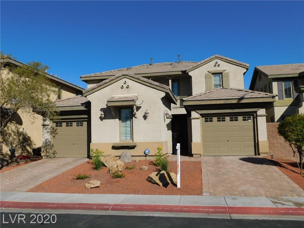 3920 Piedra Falls Property Photo - North Las Vegas, NV real estate listing