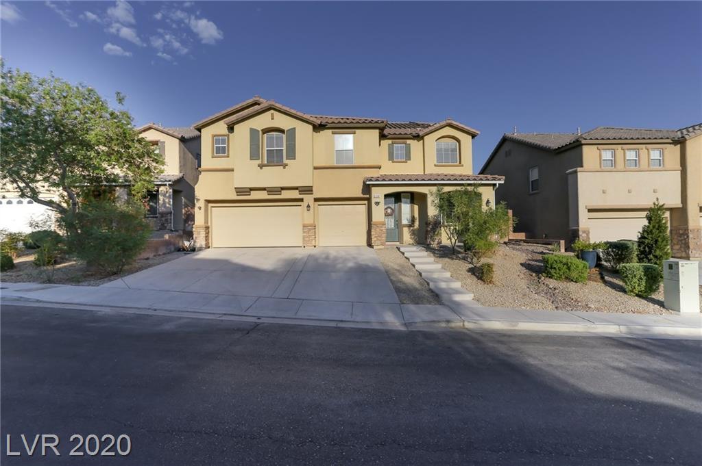6304 W Silver Edge Street Property Photo - North Las Vegas, NV real estate listing