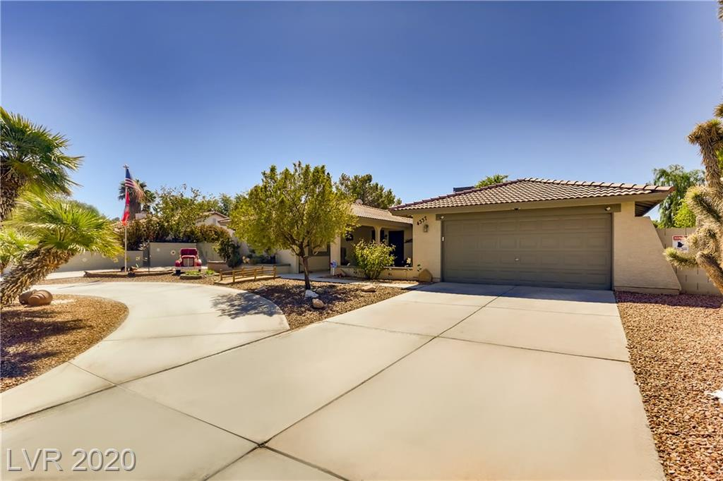 4337 Sharpshooter Lane Property Photo - North Las Vegas, NV real estate listing