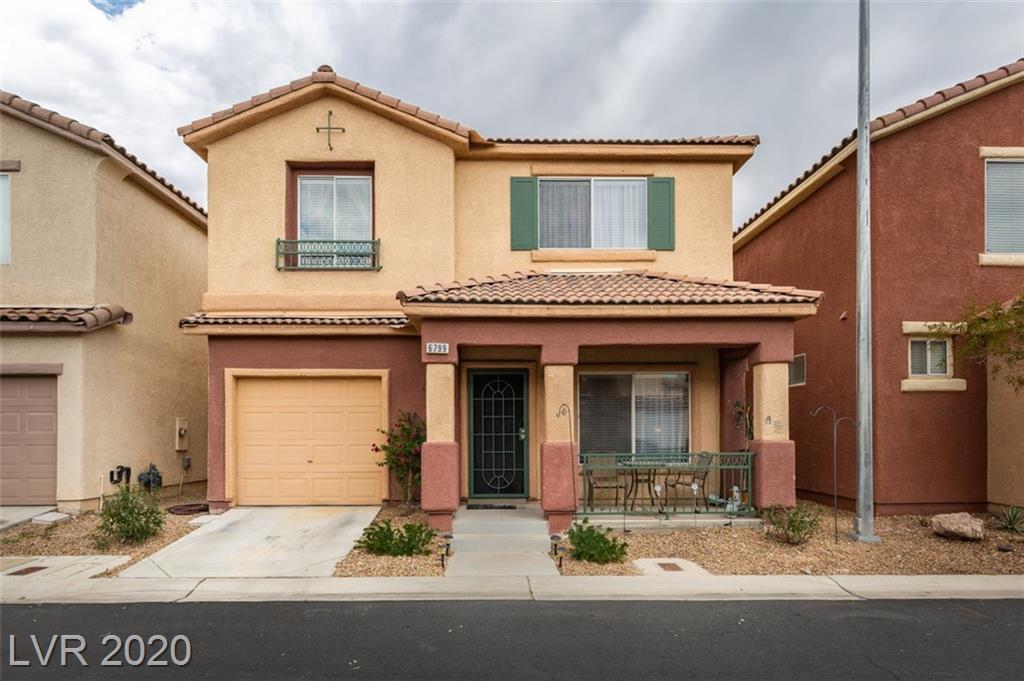 6799 Travertine Lane Property Photo - Las Vegas, NV real estate listing
