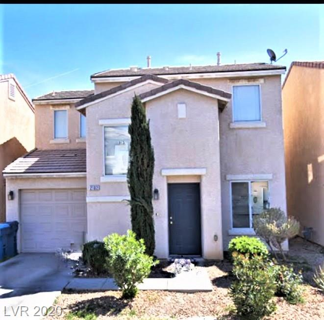 2102 Tierra Del Verde Street Property Photo - Las Vegas, NV real estate listing