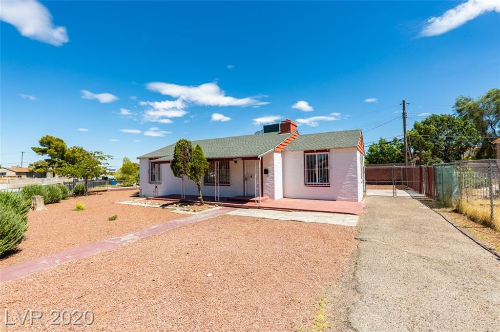 602 Wilson Avenue Property Photo - Las Vegas, NV real estate listing