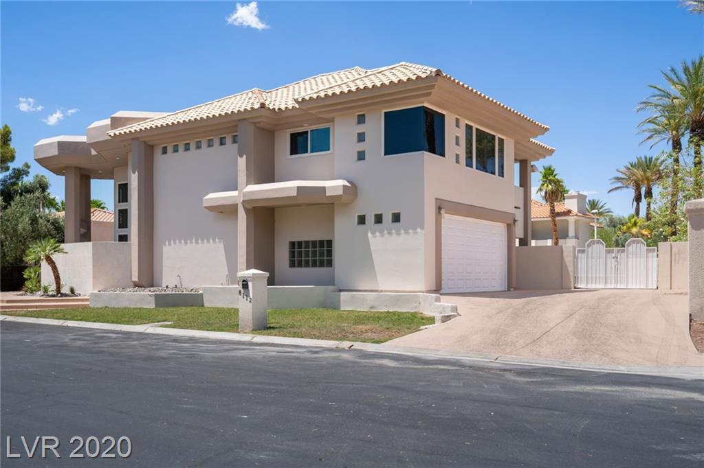8112 Tiara Cove Circle Property Photo - Las Vegas, NV real estate listing