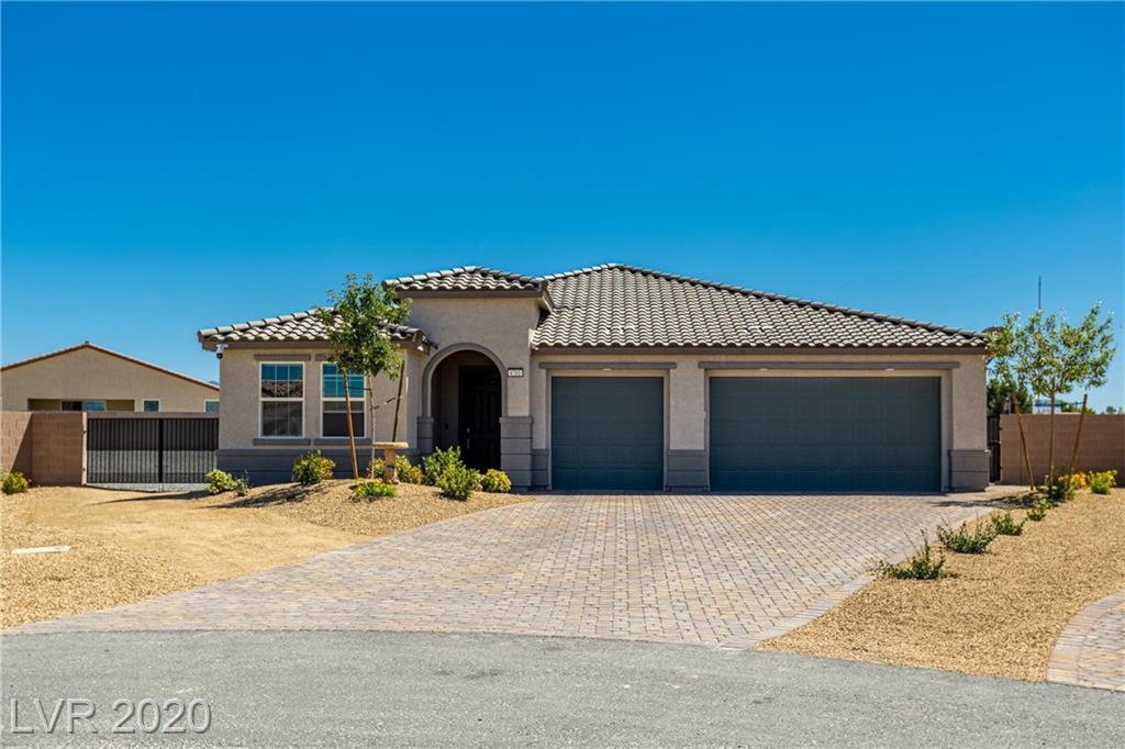 4701 Suntree Court Property Photo - Pahrump, NV real estate listing
