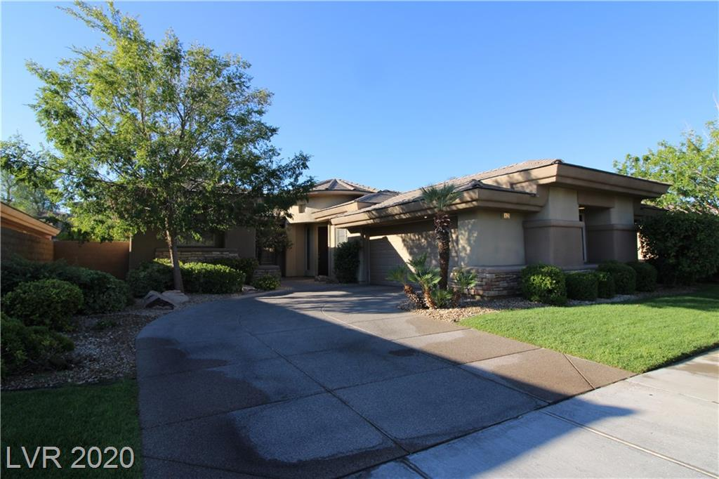 62 Fountainhead Circle Property Photo - Henderson, NV real estate listing