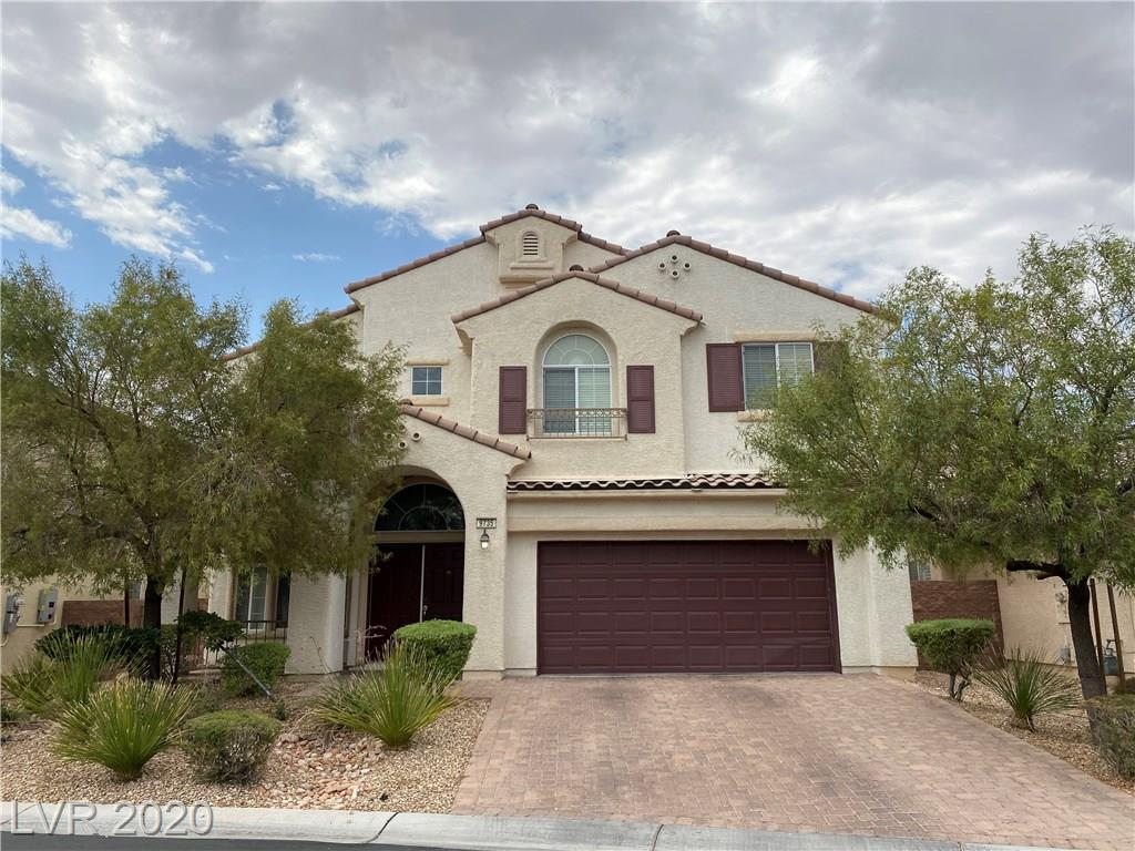 9735 High Alpine Street Property Photo - Las Vegas, NV real estate listing