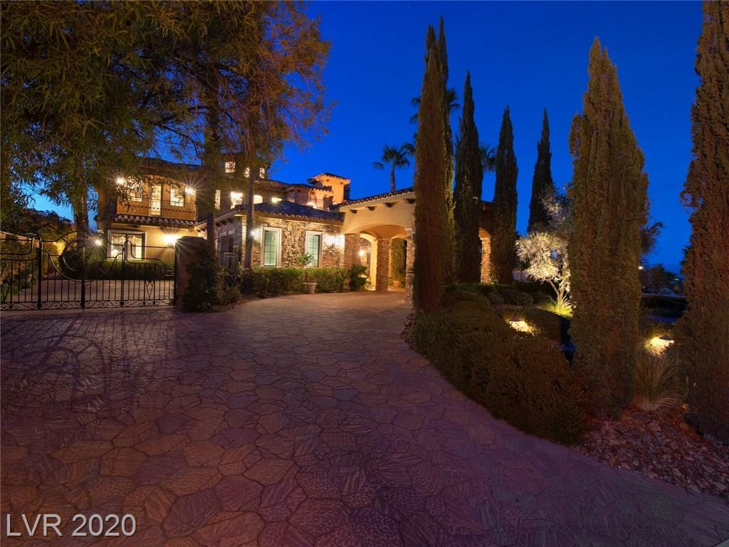 35 GRAND MIRAMAR Drive Property Photo - Henderson, NV real estate listing