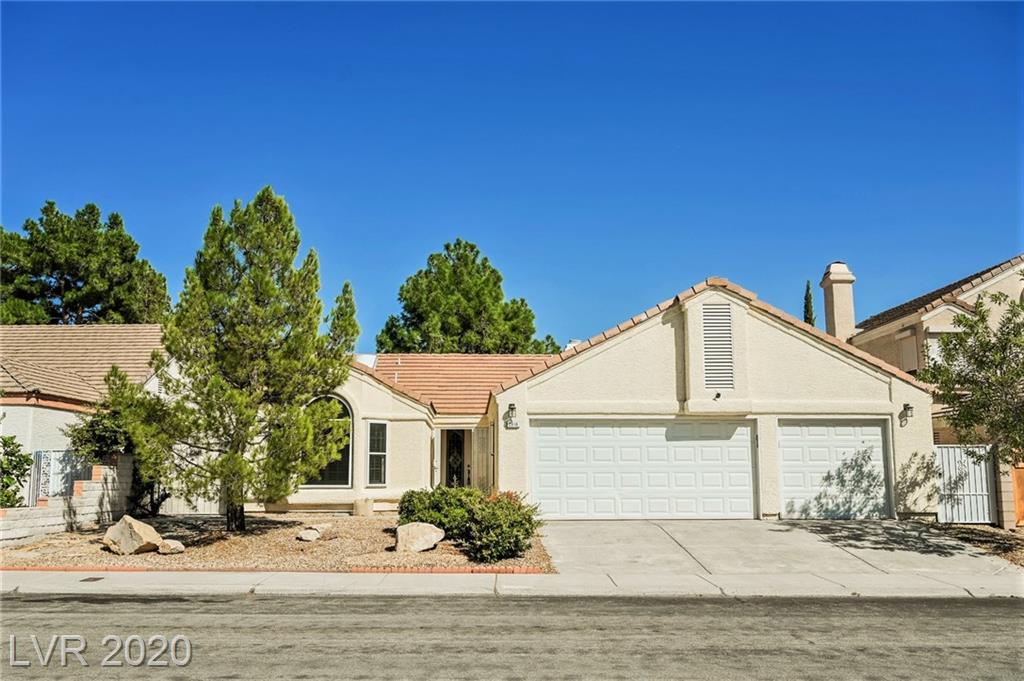 2816 Shannon River Drive Property Photo - Las Vegas, NV real estate listing