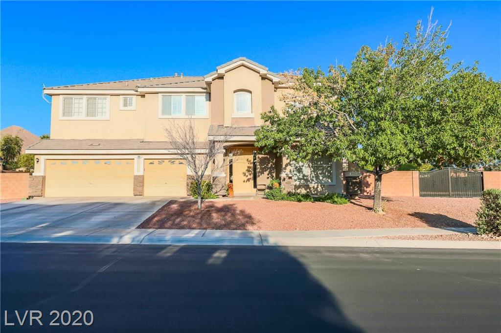 464 Mount Gravatt Court Property Photo - Las Vegas, NV real estate listing