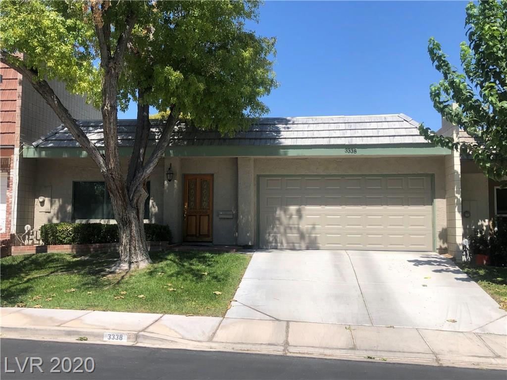 3338 Dunham Court Property Photo - Las Vegas, NV real estate listing