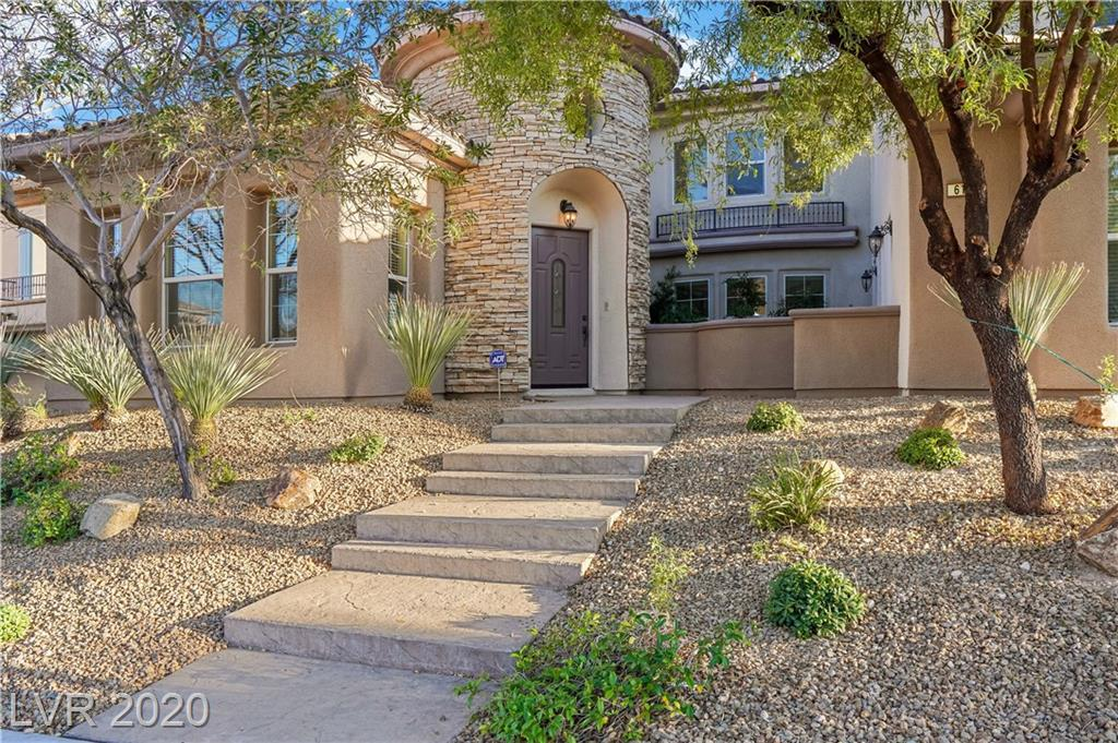 611 Chervil Valley Drive Property Photo - Las Vegas, NV real estate listing