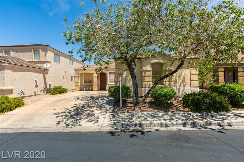 640 Backbone Mountain Drive Property Photo - Henderson, NV real estate listing