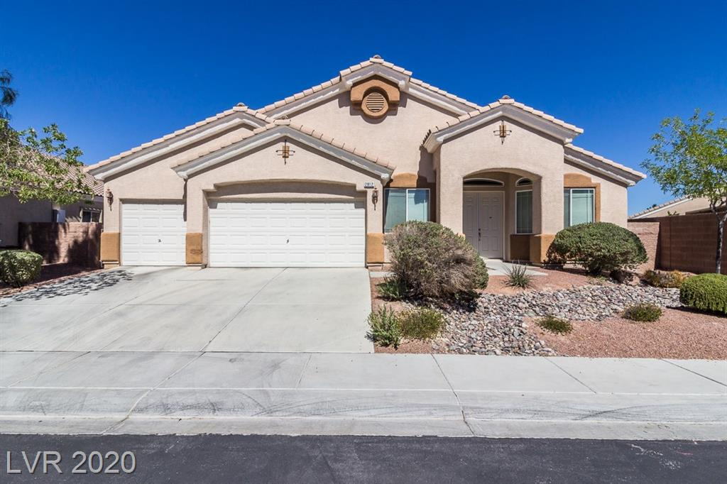 2812 Tropicbird Drive Property Photo - North Las Vegas, NV real estate listing