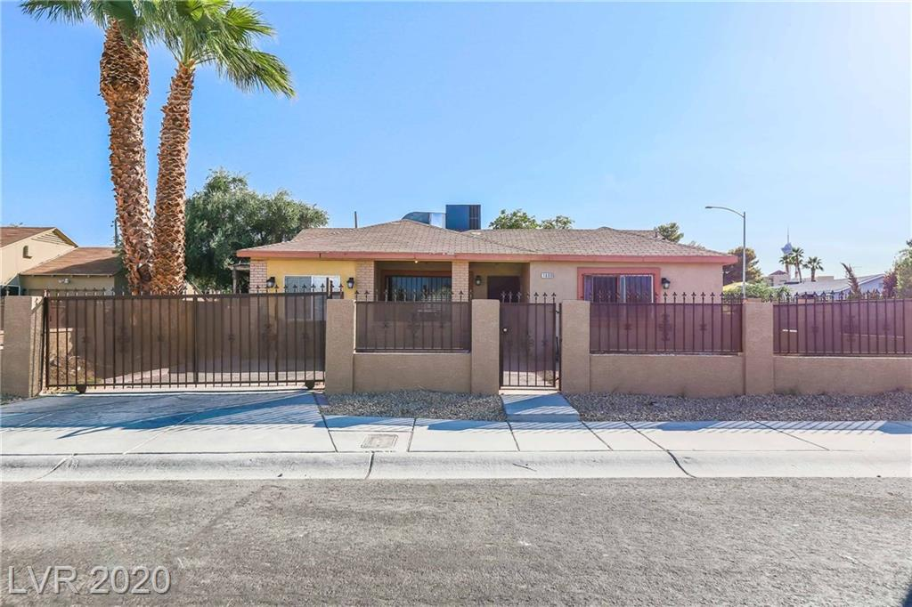 1600 Lewis Avenue Property Photo - Las Vegas, NV real estate listing