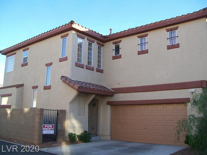10614 Lessona Street Property Photo - Las Vegas, NV real estate listing