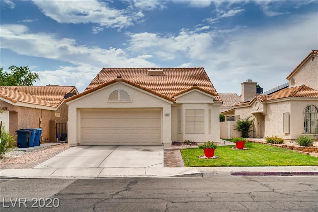 7090 Magic Moment Lane Property Photo - Las Vegas, NV real estate listing