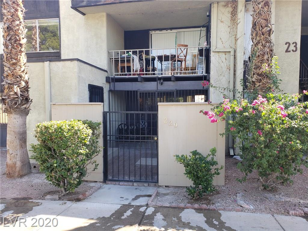 1405 Vegas Valley Drive #229 Property Photo - Las Vegas, NV real estate listing