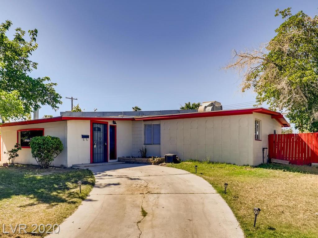 3113 Lava Avenue Property Photo - Las Vegas, NV real estate listing