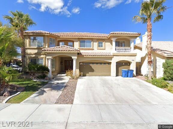 8756 Castle View Avenue Property Photo - Las Vegas, NV real estate listing
