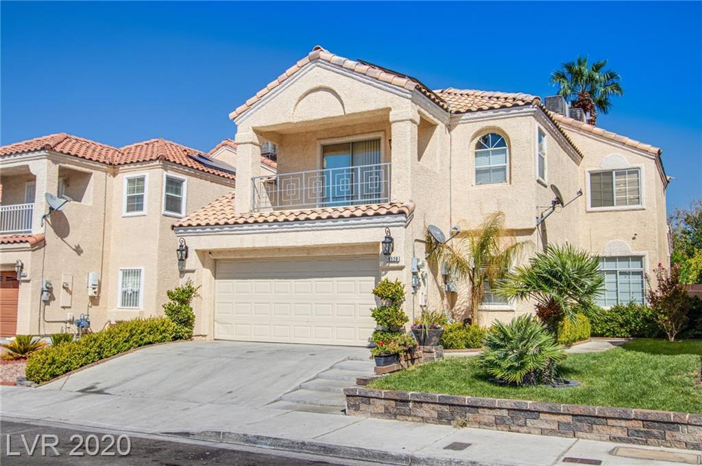 2520 Silver Shadow Drive Property Photo - Las Vegas, NV real estate listing