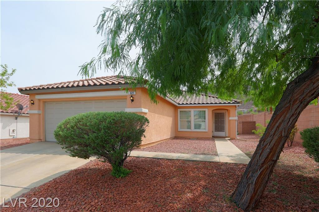 621 Backbone Mountain Drive Property Photo - Henderson, NV real estate listing