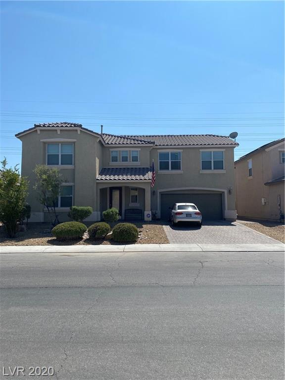 4557 Mexican Flame Avenue Property Photo - North Las Vegas, NV real estate listing