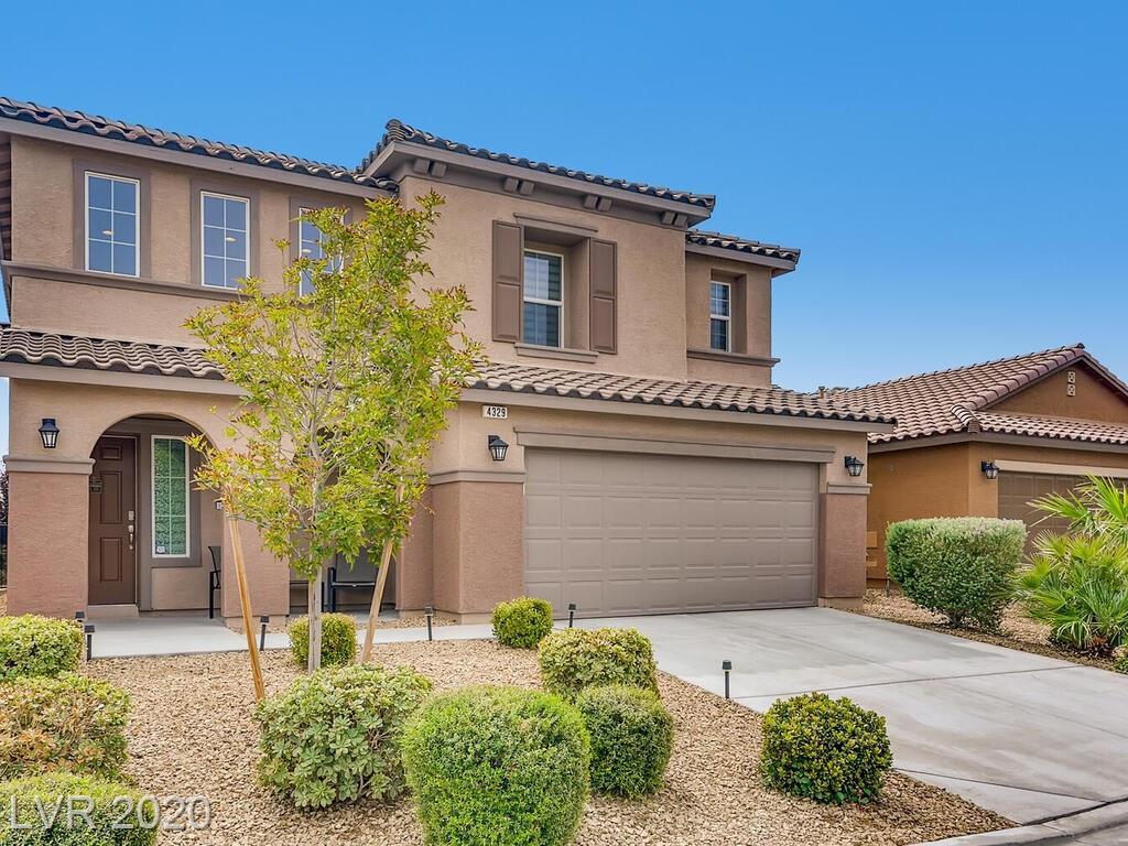 4329 Hatch Bend Avenue Property Photo - North Las Vegas, NV real estate listing