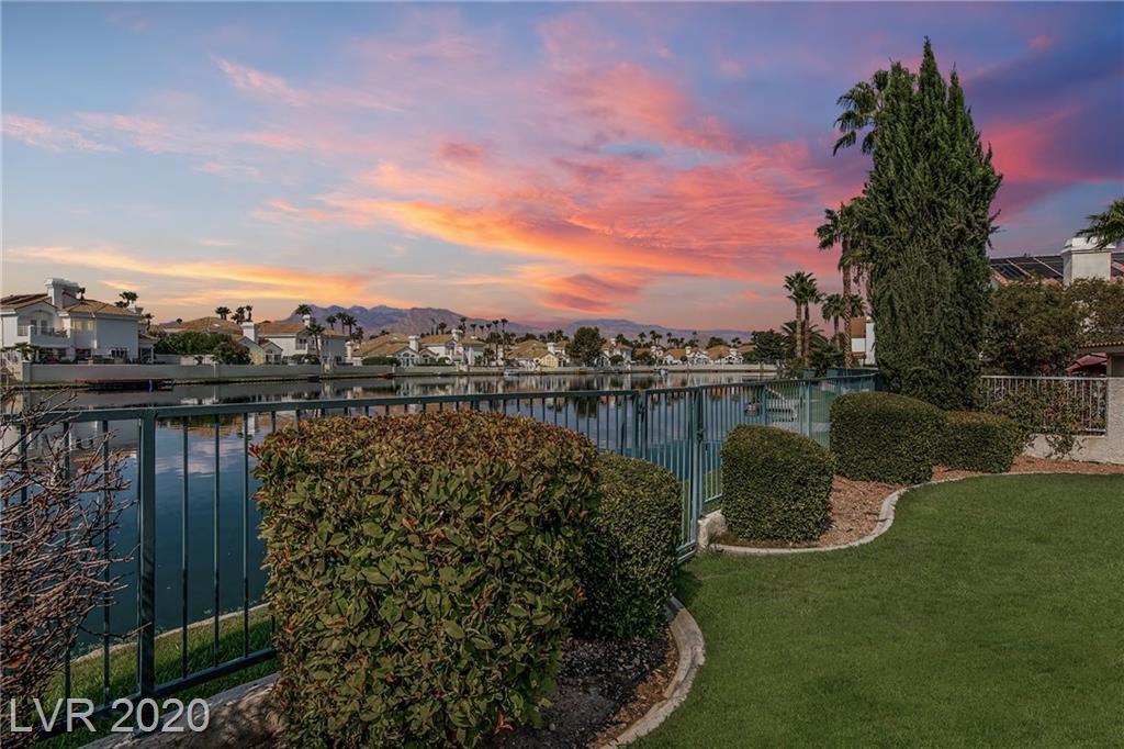 2921 Channel Bay Property Photo - Las Vegas, NV real estate listing