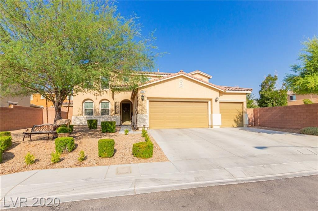 6637 Cliff Shore Court Property Photo - North Las Vegas, NV real estate listing