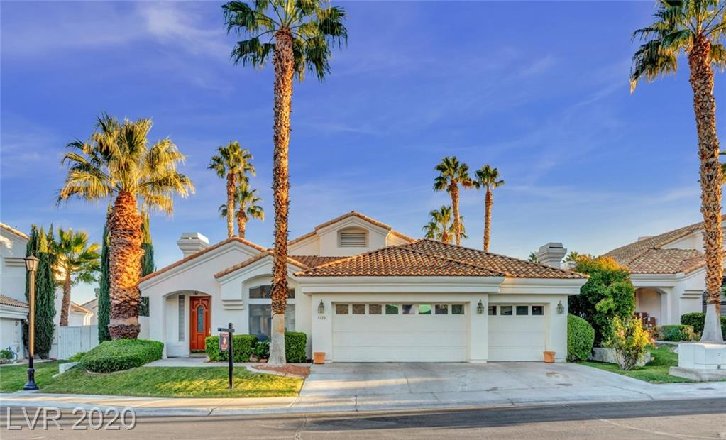 8125 Horizon Lake Drive Property Photo - Las Vegas, NV real estate listing