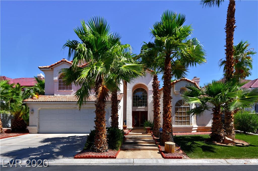2560 Aviv Court Property Photo - Las Vegas, NV real estate listing