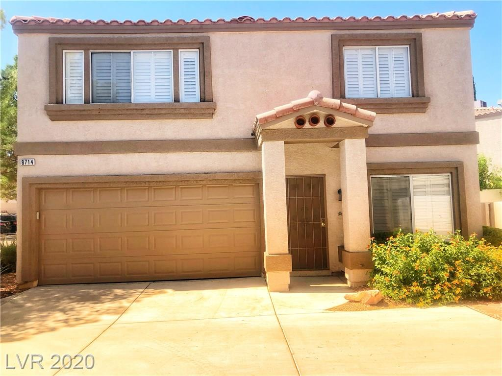 8714 Harwich Avenue Property Photo - Las Vegas, NV real estate listing