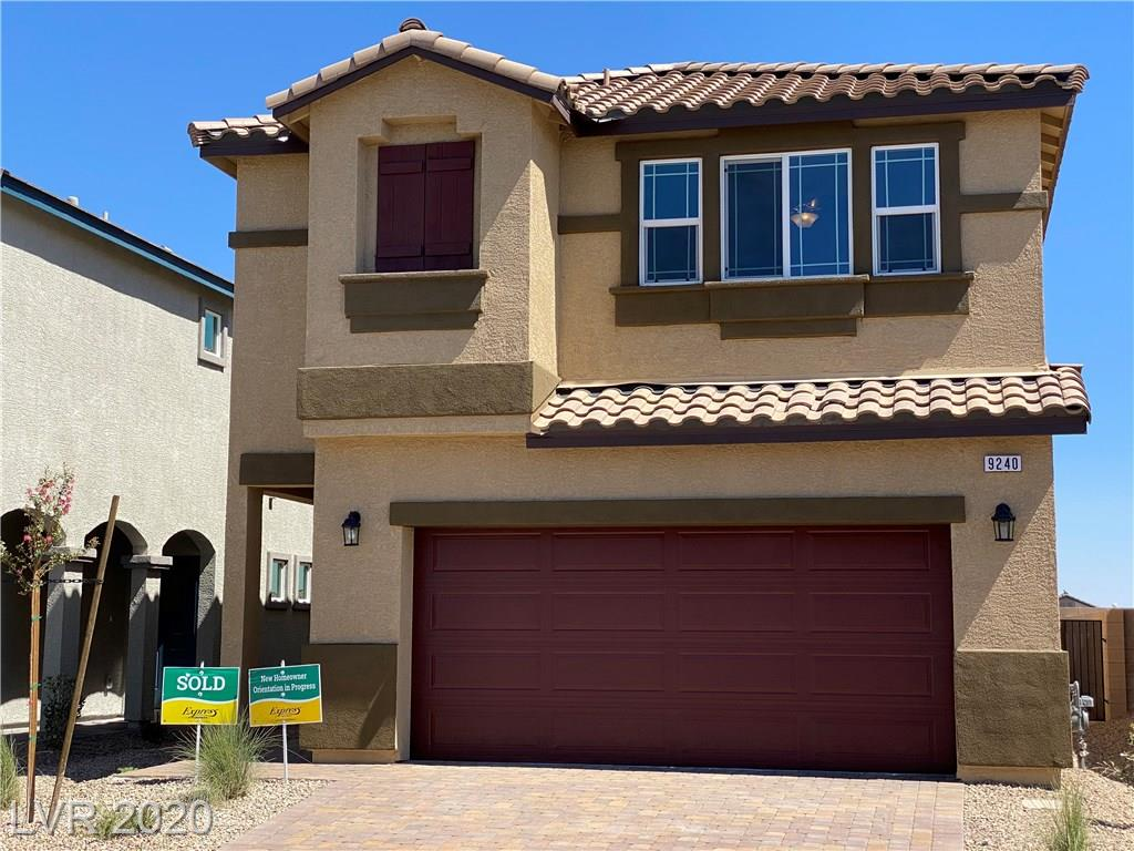 9240 Rolling Sky Drive Property Photo - Las Vegas, NV real estate listing
