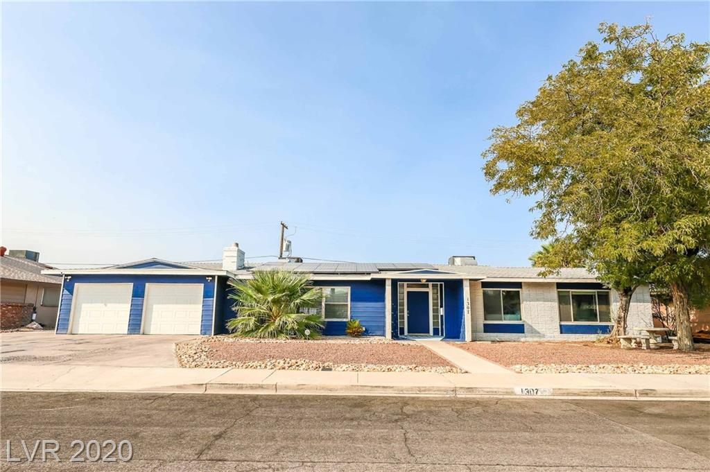 1307 Canosa Avenue Property Photo - Las Vegas, NV real estate listing