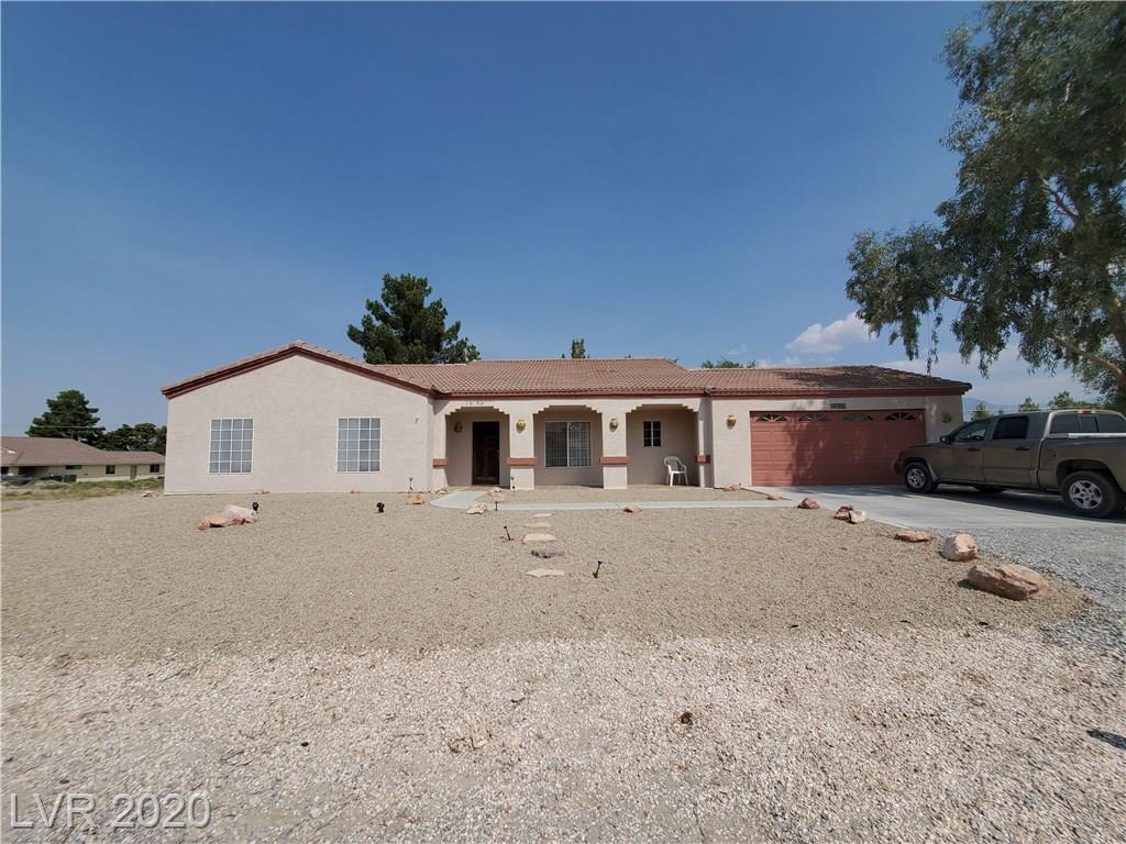 1050 E Mount Charleston Drive Property Photo - Pahrump, NV real estate listing