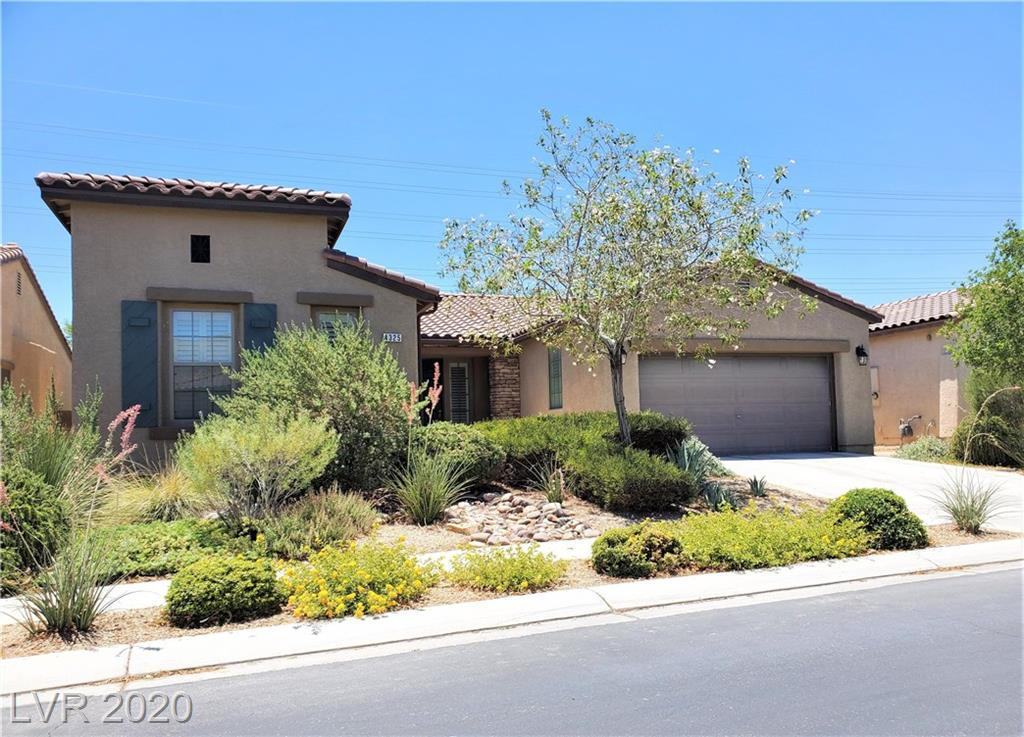 4325 Oasis Valley Avenue Property Photo - North Las Vegas, NV real estate listing