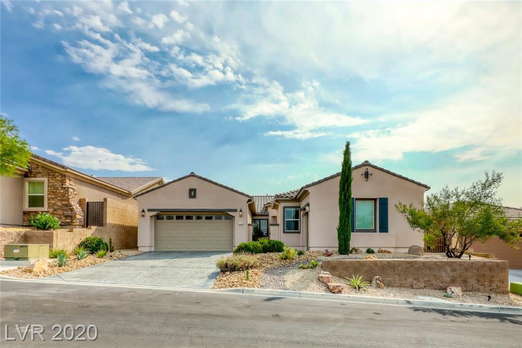2595 Dirleton Place Property Photo - Henderson, NV real estate listing