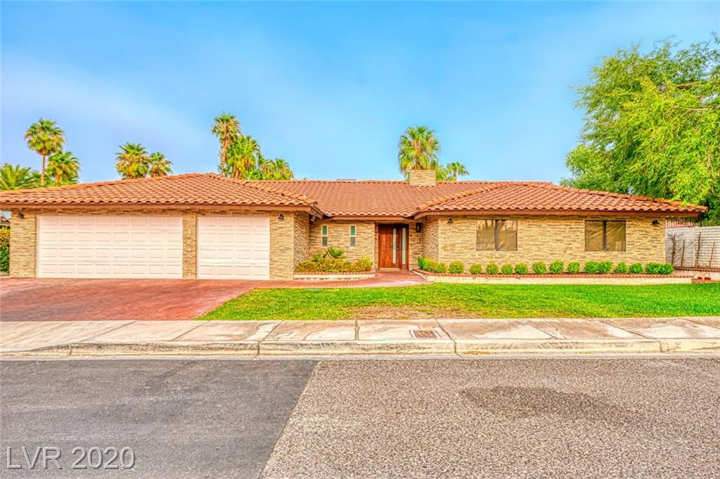 3860 Pacific Street Property Photo - Las Vegas, NV real estate listing
