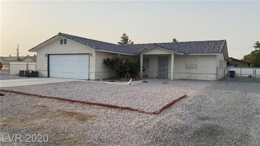 971 Lone Pine Road Property Photo - Pahrump, NV real estate listing