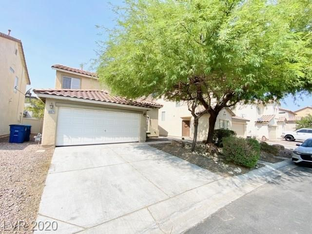 10971 African Sunset Street Property Photo - Henderson, NV real estate listing
