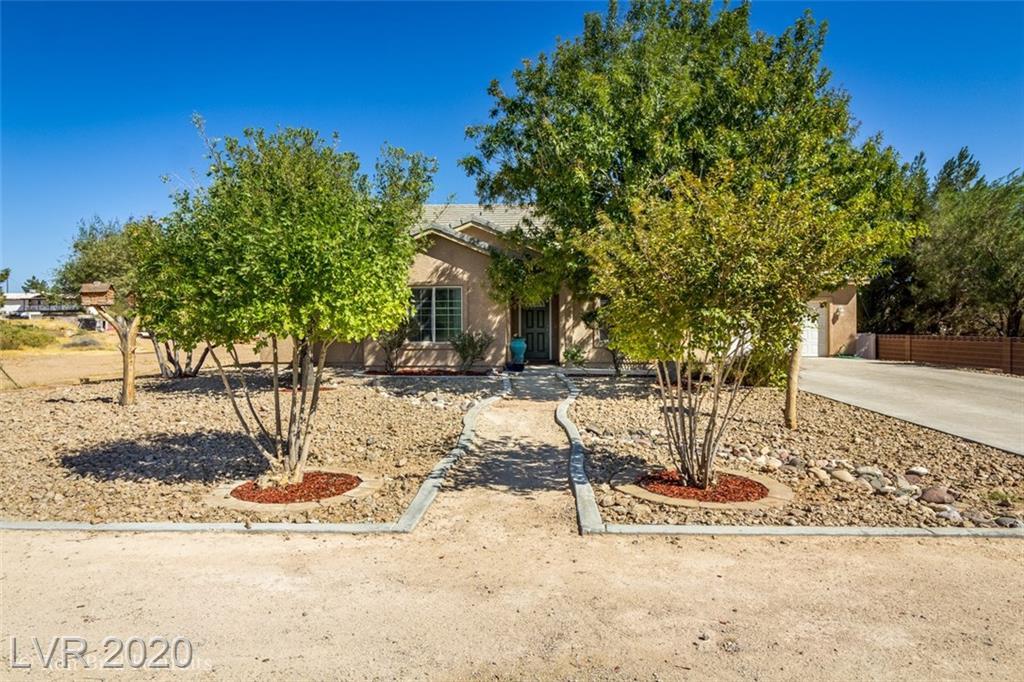 3540 Sandy Street Property Photo - Logandale, NV real estate listing