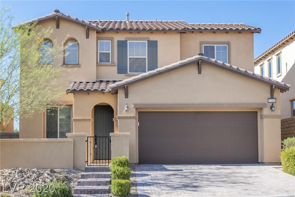 12261 Sandy Peak Avenue Property Photo - Las Vegas, NV real estate listing